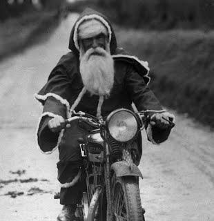 High Gear Santa Rides